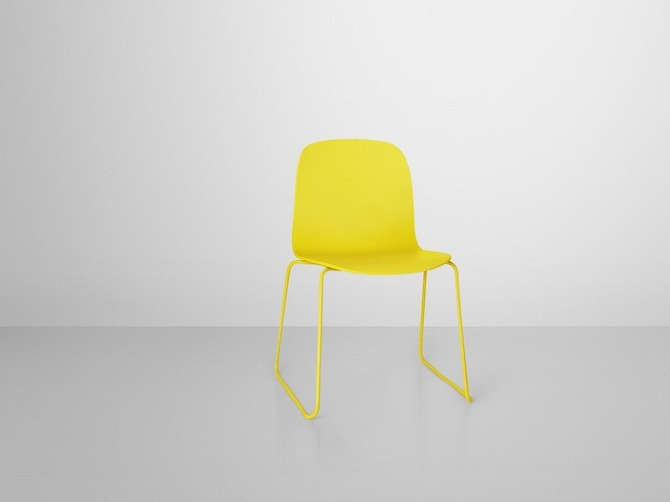 Visu Chair Family by Mika Tolvanen in THISISPAPER MAGAZINE