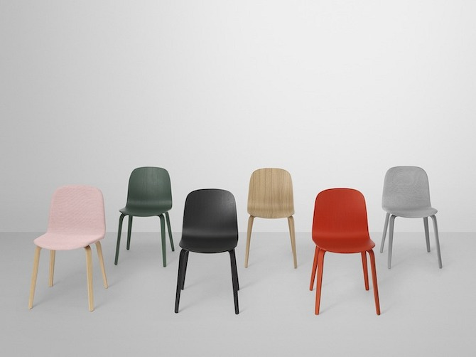 Visu Chair Family by Mika Tolvanen in THISISPAPER MAGAZINE